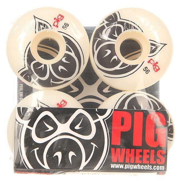 Колеса для скейтборда Pig Head Natural