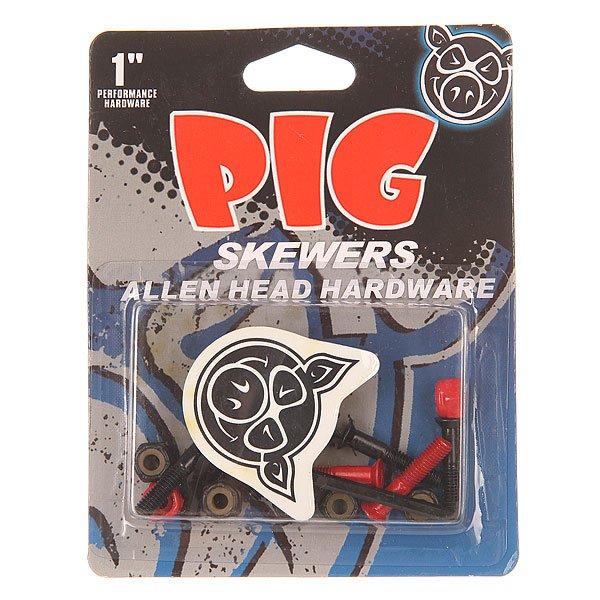 Винты для скейтборда Pig Skewers Blue Allen 1