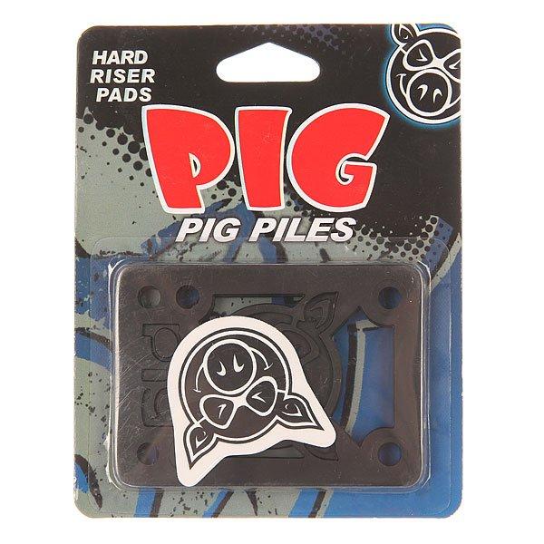 Подкладка Pig Piles Riser Black