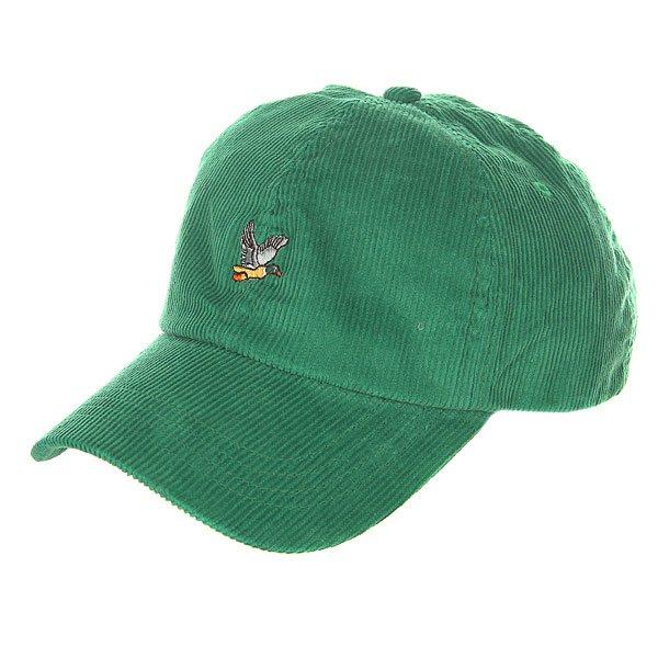 Бейсболка классическая Запорожец Corduory Cap GreenКлассическая бейсболка из плотного велюра от российского бренда Запорожец.Технические характеристики: Плотный велюр.Классическая форма.Вентиляционные отверстия.Регулируемая застёжка.Однотонный дизайн.Вышитый принт дичь спереди.<br><br>Цвет: зеленый<br>Тип: Бейсболка классическая<br>Возраст: Взрослый<br>Пол: Мужской
