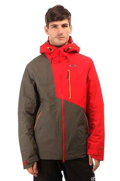 Куртка Oakley Crescent Jacket Red Line