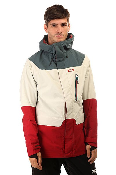 Куртка Oakley Ridgewood Jacket Crystal Gray