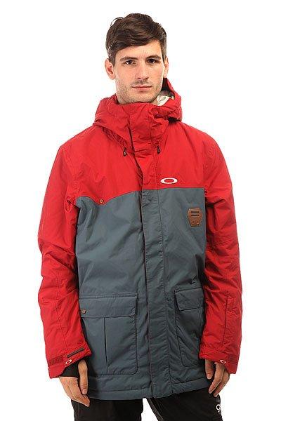 Куртка Oakley Westend Jacket Orion Blue