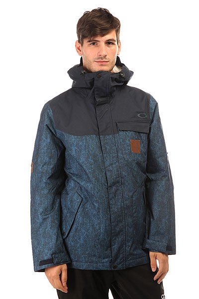 Куртка Oakley Rykkinn Jacket Navy Blue