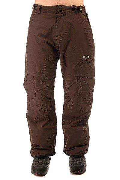 Штаны сноубордические Oakley Westend Pant Dark Sienna