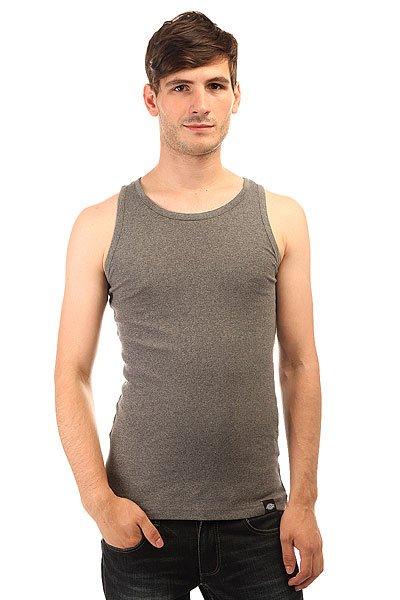 ����� Dickies Proof Pack (3 T-shirts Same Color) Dark Grey Mel