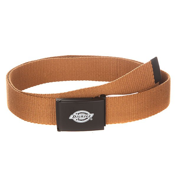 Ремень Dickies Orcutt Brown Duck