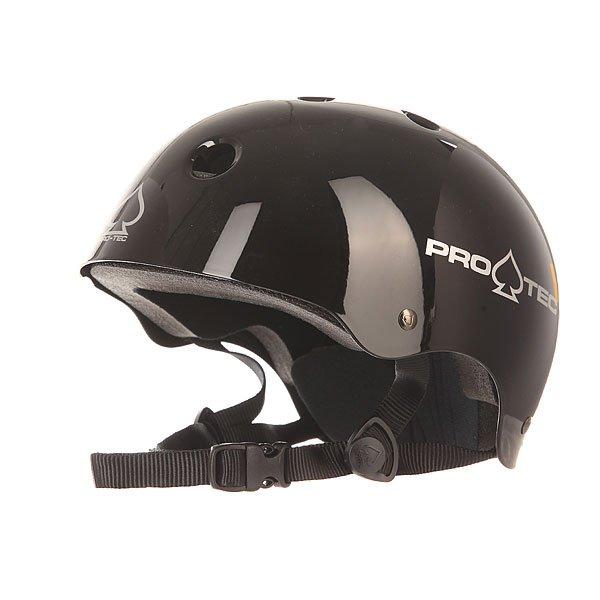 цена на Шлем для скейтборда Pro-Tec Classic Skate Gls Blk