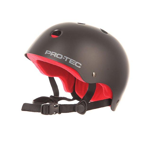 цена на Шлем для скейтборда Pro-Tec Classic Skate Plus Black