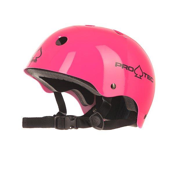Шлем для скейтборда Pro-Tec Classic Skate Punk PinkPro-Tec внимательно прислушивается к потребностям скейтеров во всем мире, чтобы создать наилучшую защиту. Шлем Classic привлекает своим дизайном и функциональностью, а мягкий вкладыш из пены с вставкой из  EVA добавит удобства и легкости.Технические характеристики: 2-ступенчатый мягкий вкладыш.Пена EVA в верхней части шлема.Вентиляционные отверстия.Эргономичные ремни.<br><br>Цвет: розовый<br>Тип: Шлем для скейтборда<br>Возраст: Взрослый<br>Пол: Мужской