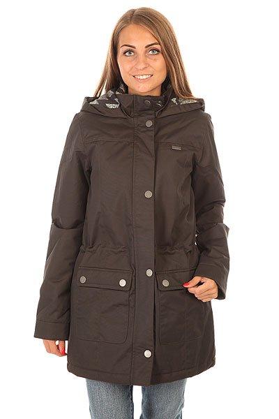 Куртка женская женская Roxy Piper Peak J Jckt Charcoal Heather