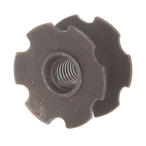 Шайба Phoenix Star Nut 6mm BlackКомплект болтов для вашего самоката.Характеристики:Изготовлены из металла.<br><br>Цвет: черный<br>Тип: Шайба