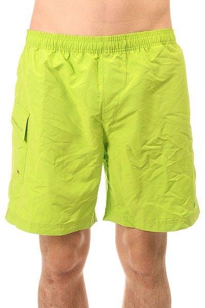 Шорты пляжные Oakley Classic Volley Lime Green