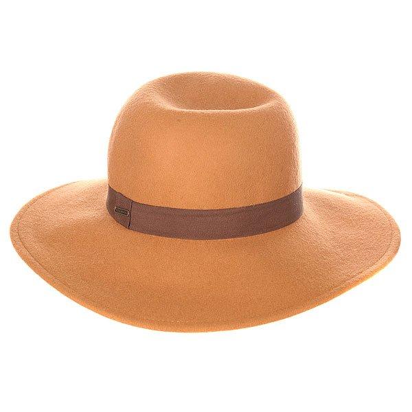 Шляпа женская Roxy Love Camel