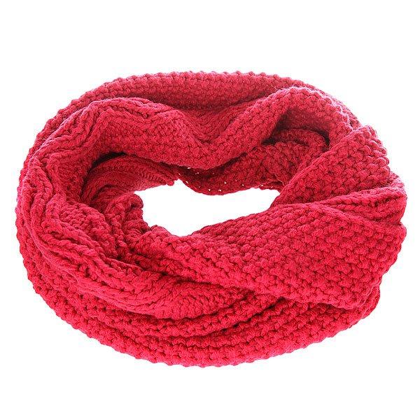Шарф женский Roxy Stay SangriaУютный вязаный шарф от Roxy укутает своим теплом холодной зимой.Технические характеристики: Крупная вязка с узором.Металлический логотип Roxy.<br><br>Цвет: красный<br>Тип: Шарф<br>Возраст: Взрослый<br>Пол: Женский