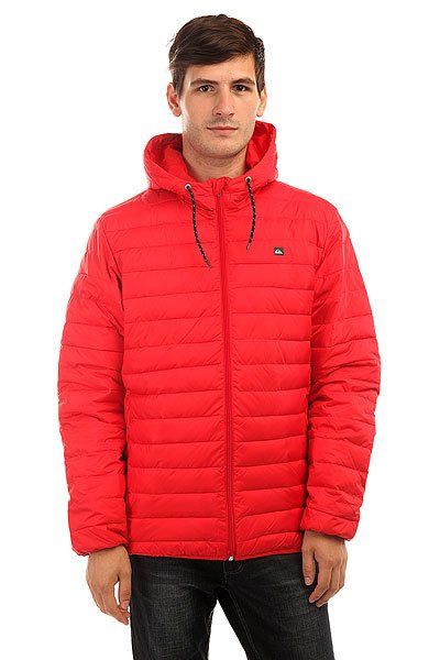 Куртка Quiksilver Scaly Active Jckt Red