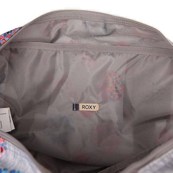 Сумка женская Roxy Sugar Prhb Ax Dodots Grey