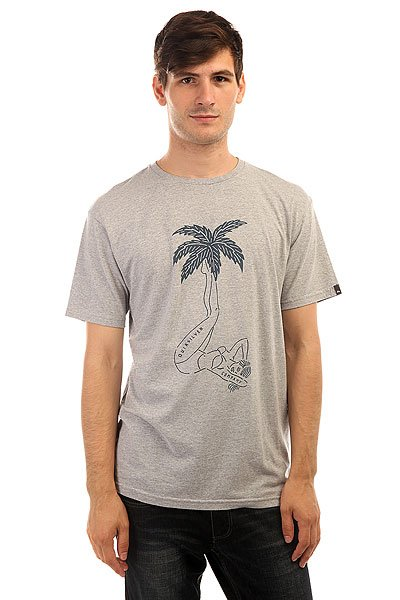 Футболка Quiksilver Heatherewetpalm Athletic Heather духи sexy life 36 sexy life духи sexy life 36