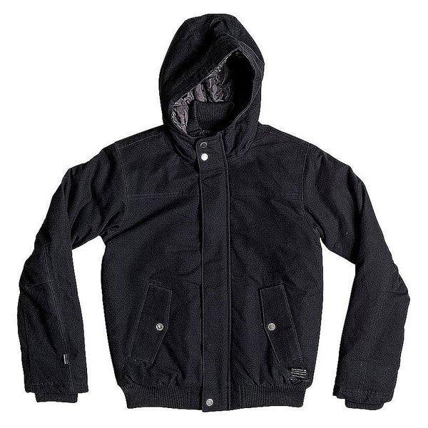 Куртка зимняя детская Quiksilver Brooksdwryouth Black шапка носок детская quiksilver preference black