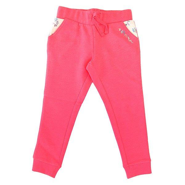 Штаны спортивные детские Roxy Heart K Otlr Paradise Pink