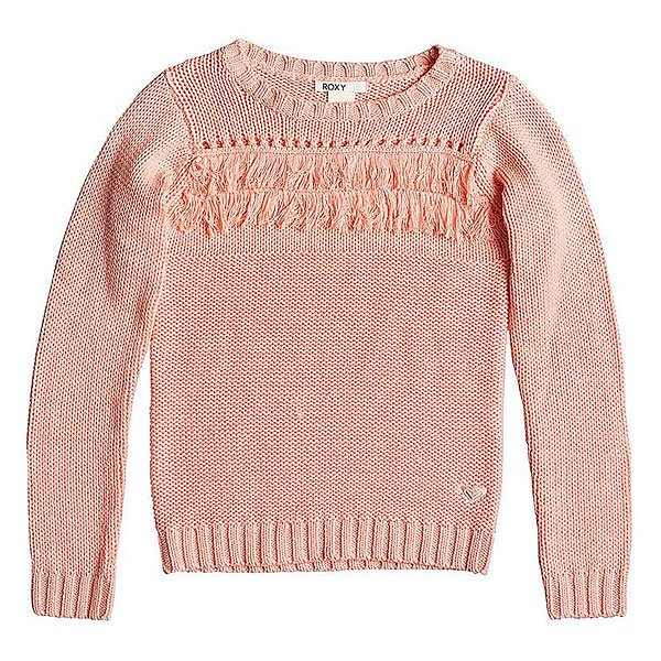 Свитер детский Roxy Carnival G Swtr Peach Amber<br><br>Цвет: розовый<br>Тип: Свитер<br>Возраст: Детский