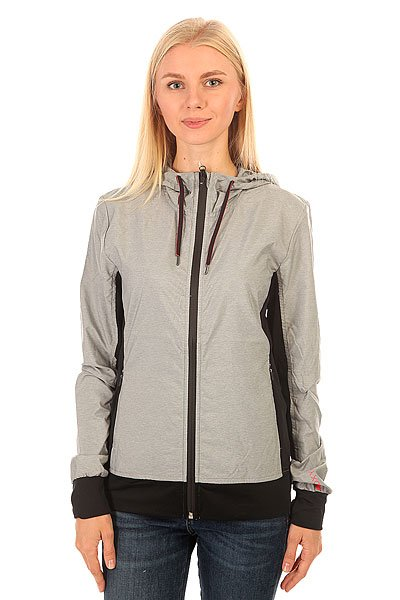 Ветровка женская Roxy Darya Jacket Heritage Heather