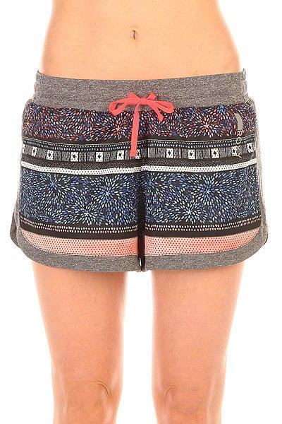 Шорты классические женские Roxy Indarun Short Run Fast Combo GranaКороткие пляжные шорты - незаменимый элемент летнего гардероба. В них комфортно даже самым знойным днем. Гуляйте, развлекайтесь на пляже, в шортах Roxy Indarun - это легко и удобно. Характеристики:Короткая длина. Повторяющийся принт. Эластичный пояс на завязках. Карманы для рук. Декоративные вырезы по бокам.<br><br>Цвет: мультиколор<br>Тип: Шорты классические<br>Возраст: Взрослый<br>Пол: Женский