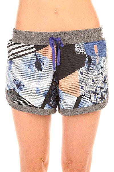 Шорты классические женские Roxy Indarun Short Geo Mix 40 Combo TruКороткие пляжные шорты - незаменимый элемент летнего гардероба. В них комфортно даже самым знойным днем. Гуляйте, развлекайтесь на пляже, в шортах Roxy Indarun - это легко и удобно. Характеристики:Короткая длина. Повторяющийся принт. Эластичный пояс на завязках. Карманы для рук. Декоративные вырезы по бокам.<br><br>Цвет: мультиколор<br>Тип: Шорты классические<br>Возраст: Взрослый<br>Пол: Женский
