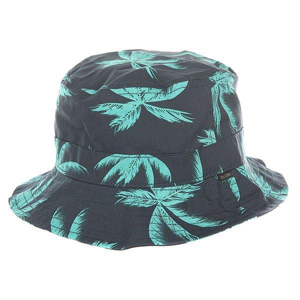 Панама Globe Union Bucket Hat PalmsКлассическая мужская панама с ярким тропическим принтом.Технические характеристики: Классический фасон.Ткань с тропическим принтом.Поля с прострочкой.<br><br>Цвет: синий,голубой<br>Тип: Панама<br>Возраст: Взрослый<br>Пол: Мужской