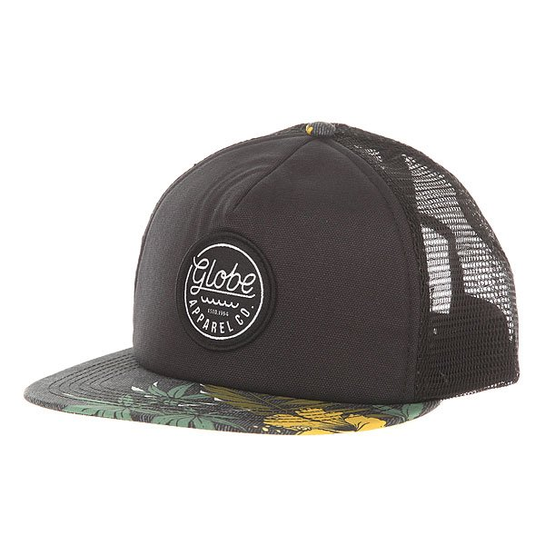 ��������� � ������ ��������� Globe Expedition Snap Back Highbiscus