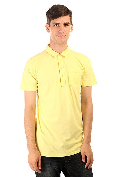 ���� Globe Mitchell Polo Acid Yellow