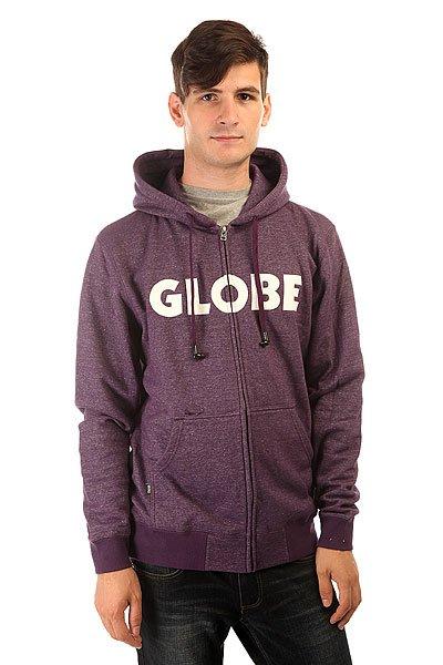 Толстовка с наушниками Globe Bartley Hoodie Deep Deep Purple<br><br>Цвет: фиолетовый<br>Тип: Толстовка с наушниками<br>Возраст: Взрослый<br>Пол: Мужской