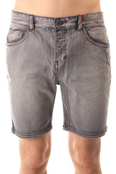 Шорты джинсовые Globe Soulsuckin Walkshort Old Indigo<br><br>Цвет: серый<br>Тип: Шорты джинсовые<br>Возраст: Взрослый<br>Пол: Мужской