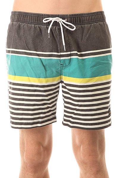 Шорты пляжные Globe Moonshine Pool Short Evergreen<br><br>Цвет: мультиколор<br>Тип: Шорты пляжные<br>Возраст: Взрослый<br>Пол: Мужской