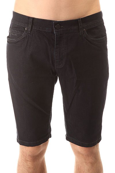 Шорты джинсовые Fallen Winslow Short Indigo Black шорты пляжные fallen board short rising sun black black
