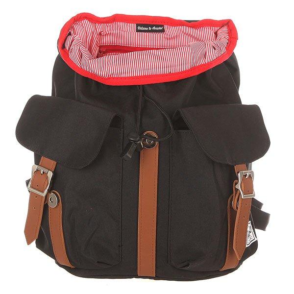 Рюкзак городской женский Herschel Dawson Black/Tan