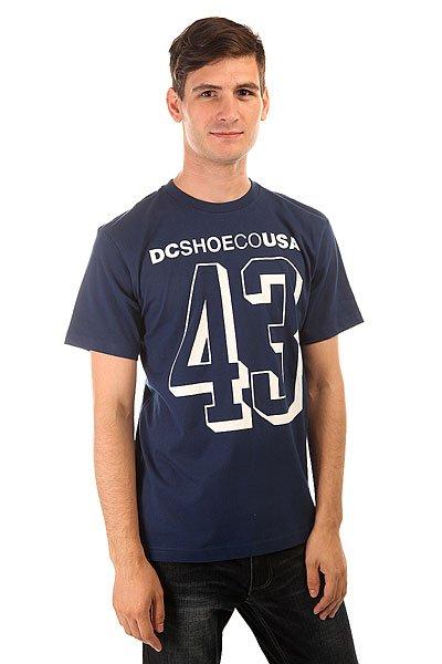 Футболка DC Jersey Varsity Blue