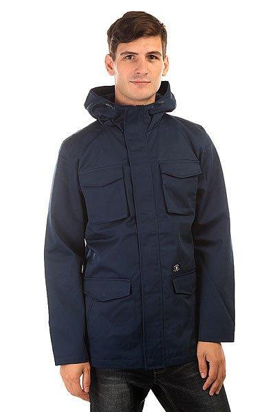 Куртка DC Mastadon 3 Varsity Blue рубашка в клетку dc atura 3 atura varsity blue