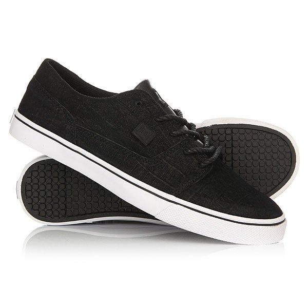 цены на Кеды кроссовки низкие женские DC Tonik W Xe Black Smooth в интернет-магазинах