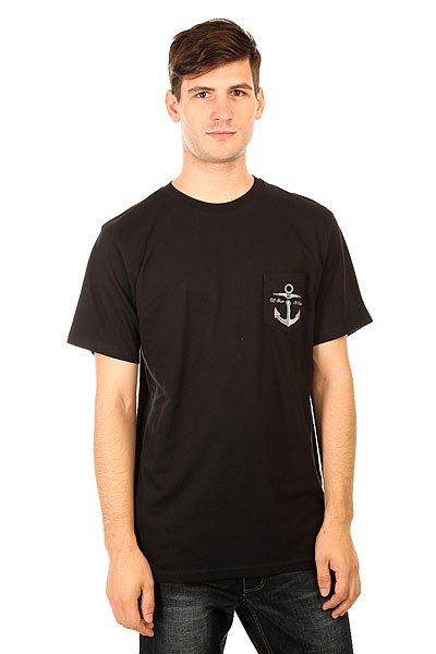 Футболка DC Swaski Pocket Black<br><br>Цвет: черный<br>Тип: Футболка<br>Возраст: Взрослый<br>Пол: Мужской