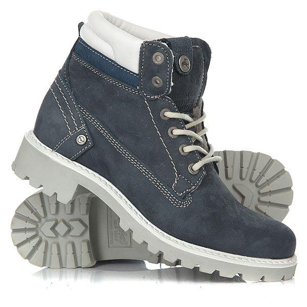 где купить Ботинки зимние женские Wrangler Creek Fur Jeans по лучшей цене