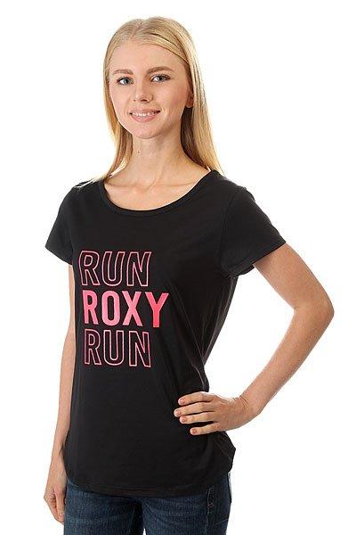 Футболка женская Roxy Kaliska True Black