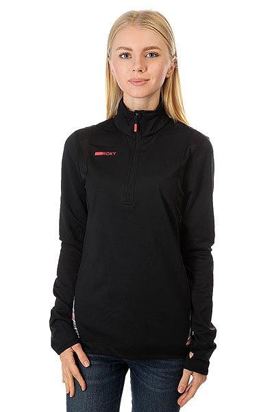 Толстовка сноубордическая женская Roxy Keep It Warm True Black