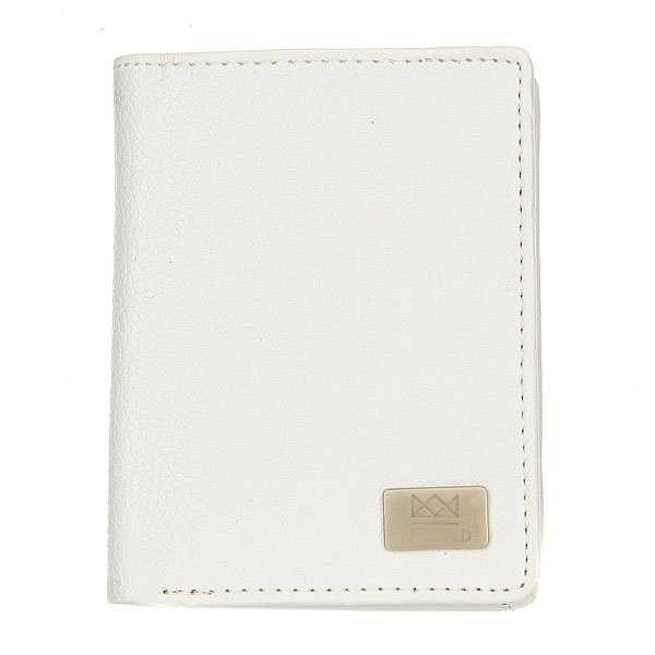 Кошелек Nomad Daily Walet White