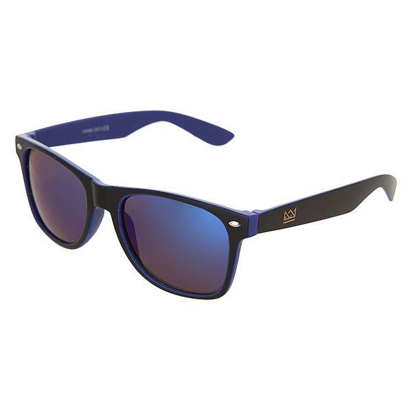 Очки Nomad Sunglasses Black/Blue
