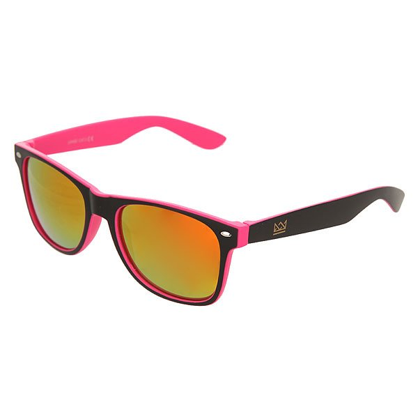 Очки Nomad Sunglasses Black/Pink