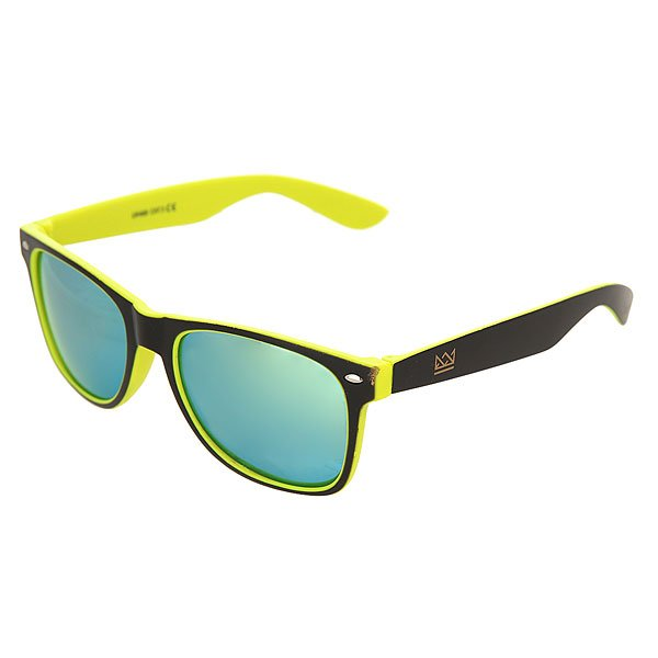 Очки Nomad Sunglasses Black/Yellow
