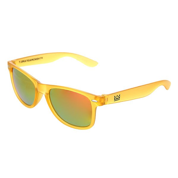 Очки Nomad Sunglasses Gold