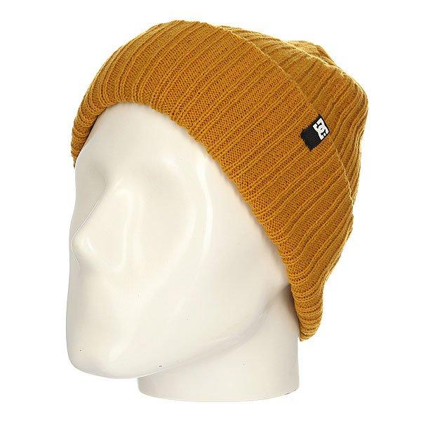 Шапка DC Fish N Destroy Harvest GoldТеплая вязаная шапка из акрила с удлиненной макушкой.Технические характеристики: Плотная мелкая вязка.Эластичная текстура.Удлиненная макушка.Ярлычок с логотипом DC на отвороте.<br><br>Цвет: коричневый<br>Тип: Шапка<br>Возраст: Взрослый<br>Пол: Мужской