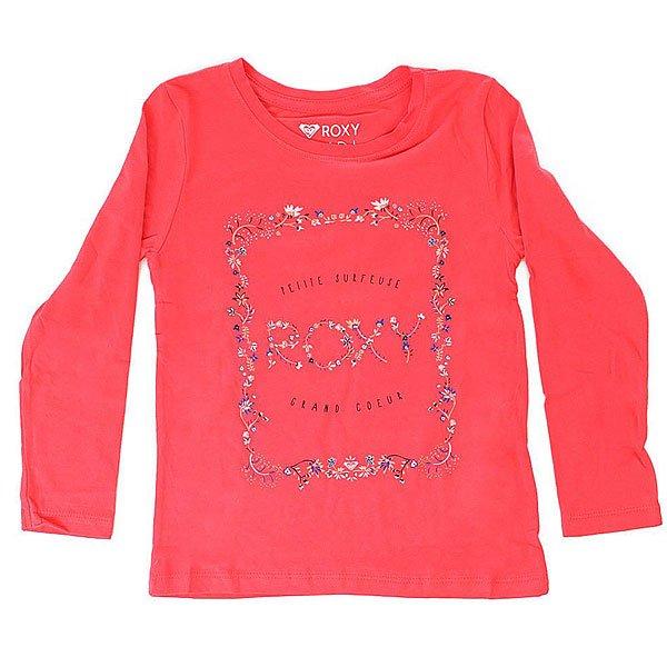 Лонгслив детский Roxy Twlittle Paradise Pink
